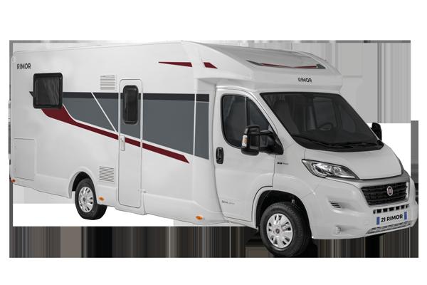 Last few 2021 Rimor range vehicles available!
