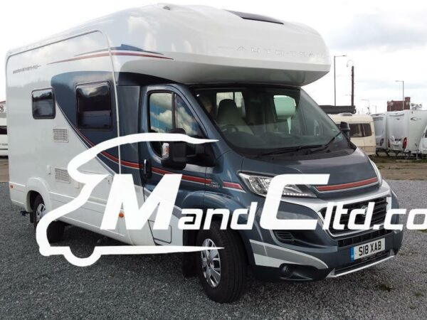 Autotrail Tracker RS (2014)