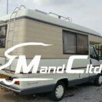 Autosleeper Talisman GL (1992) – SOLD