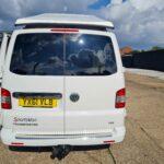 VW Transporter Sportsvan 2011