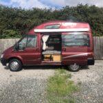Ford Transit 280 SWB (2005)